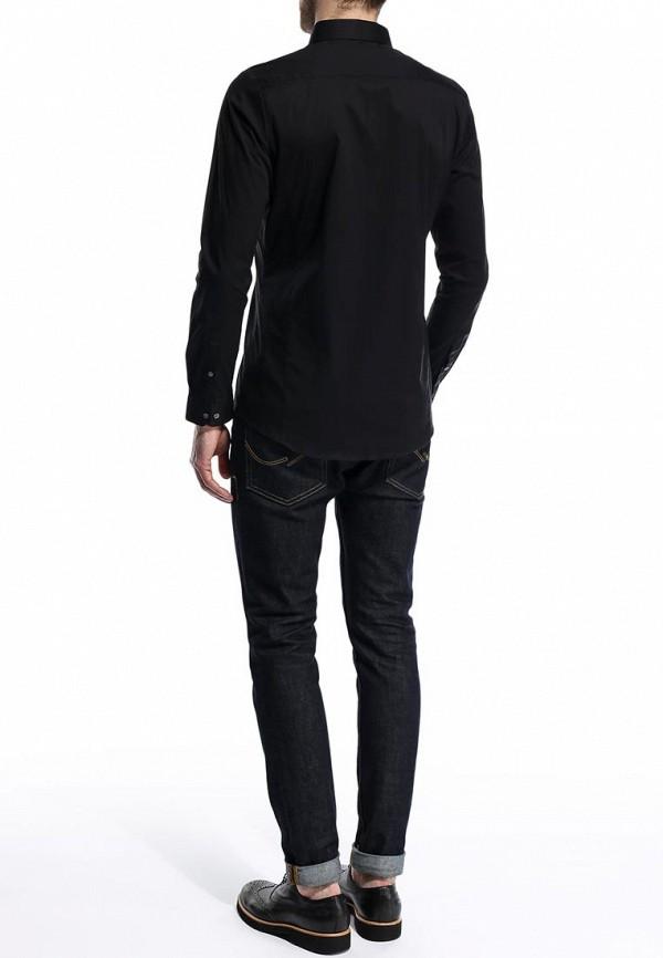 Рубашка с длинным рукавом Burton Menswear London 19B01GBLK: изображение 5