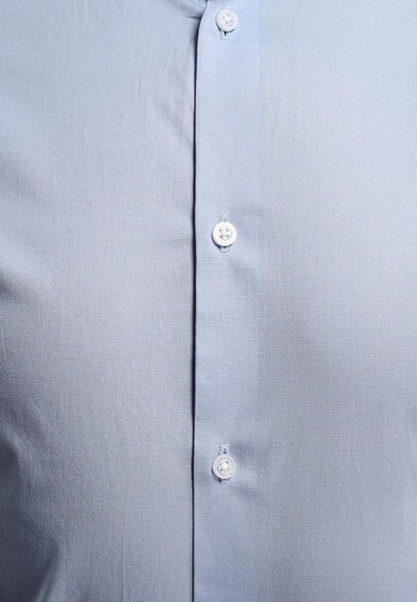 Рубашка с длинным рукавом Burton Menswear London 19B01GBLU: изображение 3
