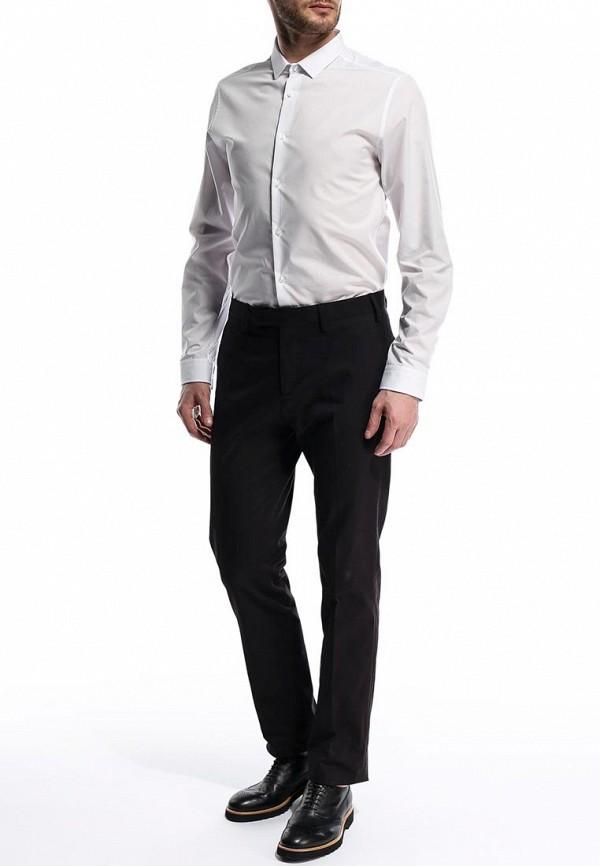 Рубашка с длинным рукавом Burton Menswear London 19B03FWHT: изображение 7