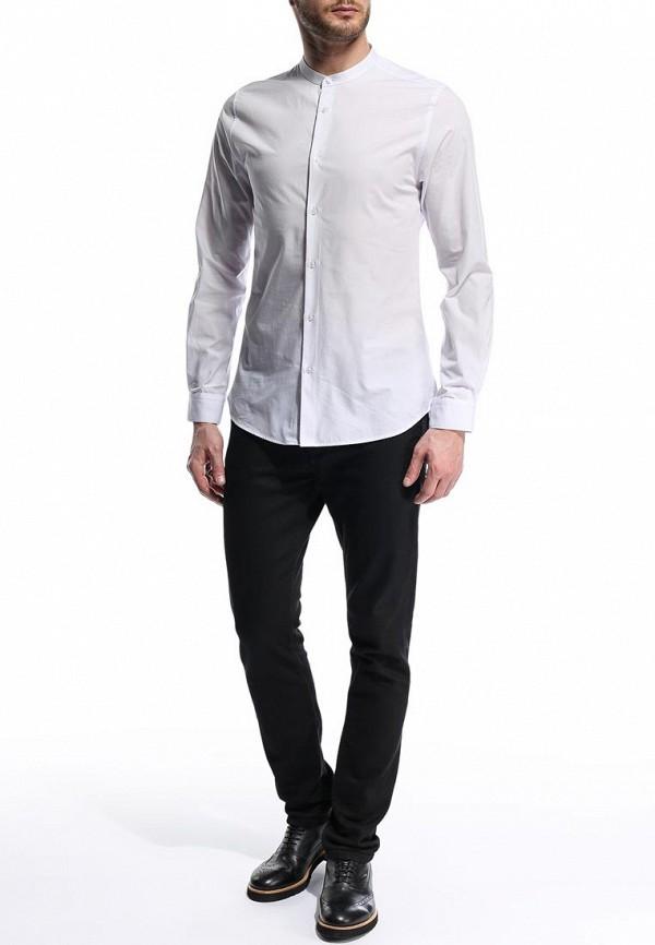 Рубашка с длинным рукавом Burton Menswear London 19B07GWHT: изображение 4