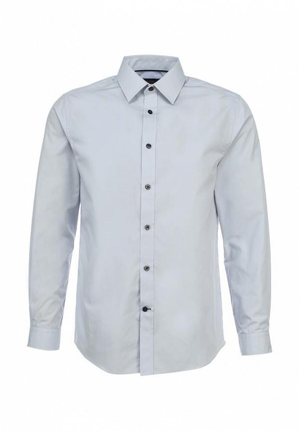 Рубашка с длинным рукавом Burton Menswear London 19B10FGRY: изображение 1