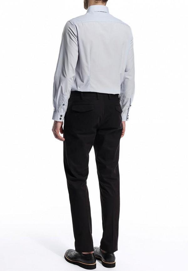 Рубашка с длинным рукавом Burton Menswear London 19B10FGRY: изображение 5