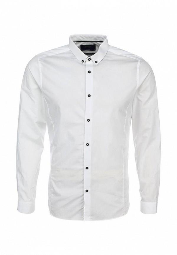 Рубашка с длинным рукавом Burton Menswear London 19F01FWHT: изображение 1