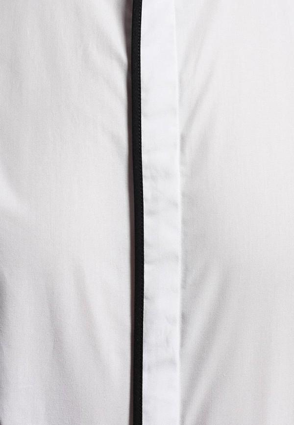 Рубашка с длинным рукавом Burton Menswear London 19F02FWHT: изображение 3
