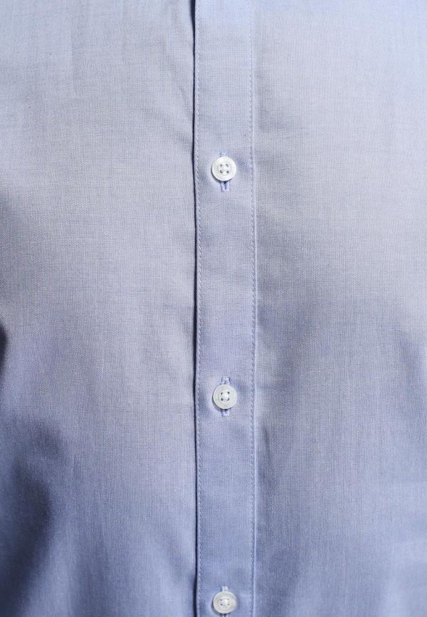 Рубашка с длинным рукавом Burton Menswear London 19P09FBLU: изображение 3