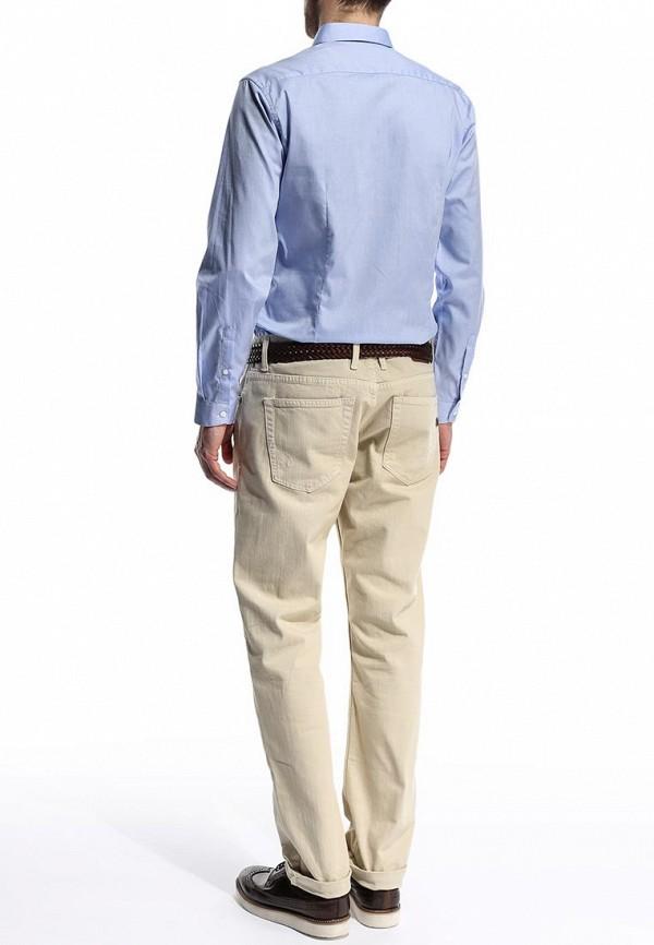 Рубашка с длинным рукавом Burton Menswear London 19P09FBLU: изображение 5