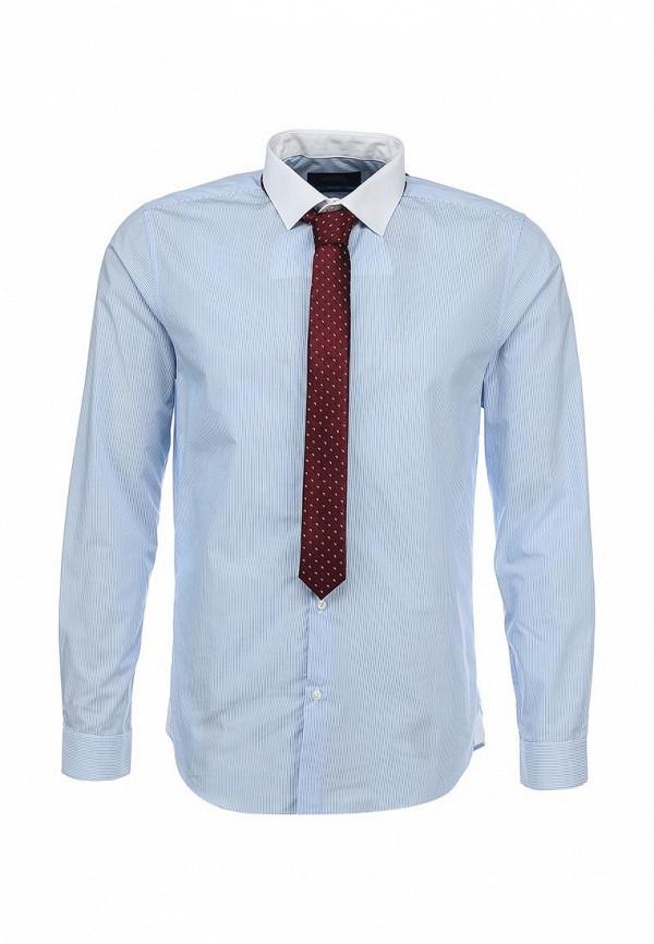 Рубашка с длинным рукавом Burton Menswear London 19S03FBLU: изображение 2