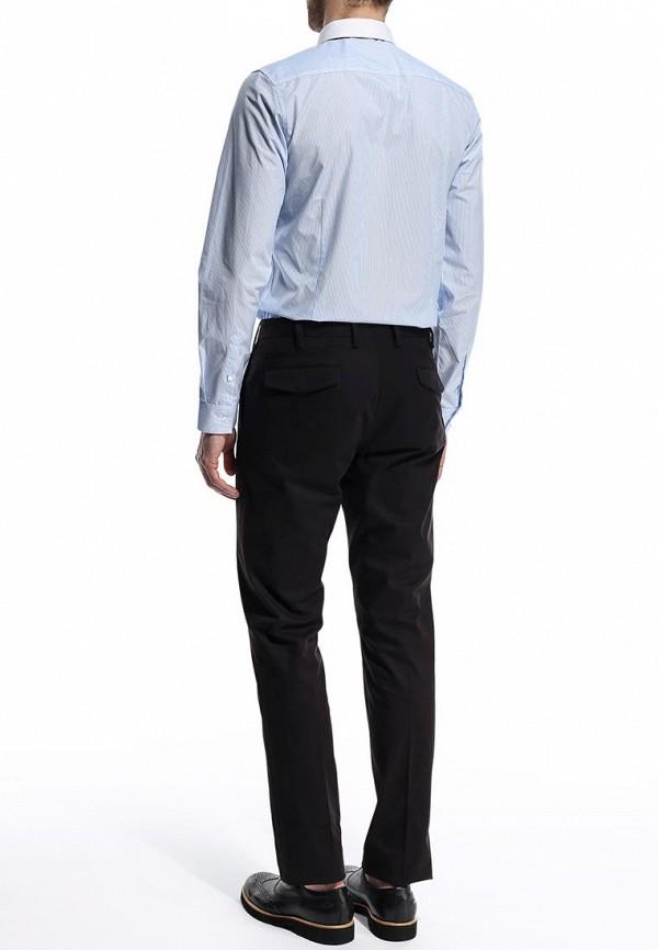 Рубашка с длинным рукавом Burton Menswear London 19S03FBLU: изображение 5