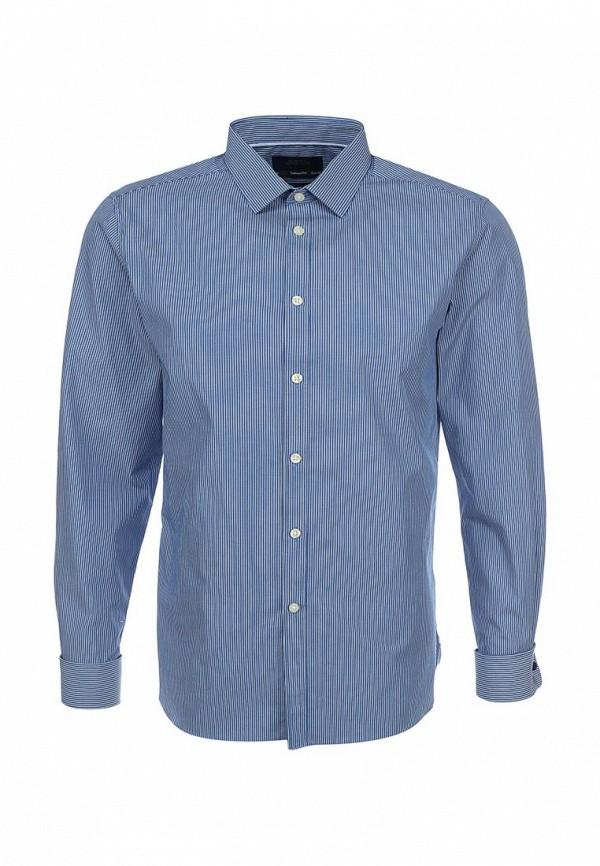 Рубашка с длинным рукавом Burton Menswear London 19T02FBLU: изображение 1