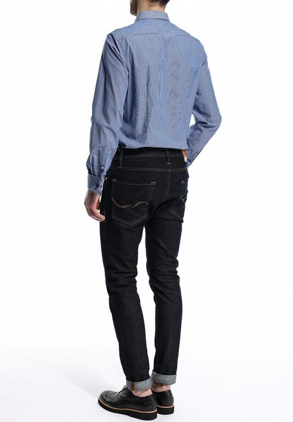 Рубашка с длинным рукавом Burton Menswear London 19T02FBLU: изображение 4