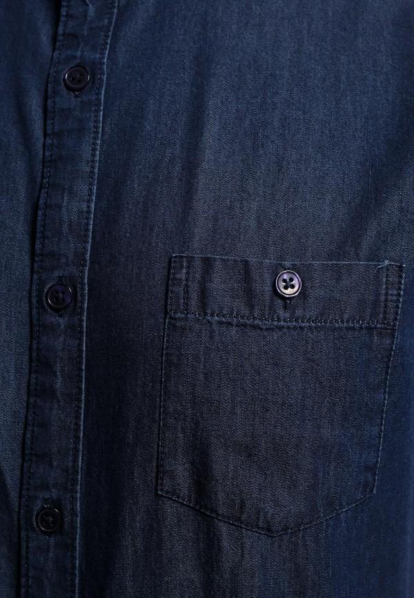 Рубашка с коротким рукавом Burton Menswear London 22A04GBLU: изображение 2