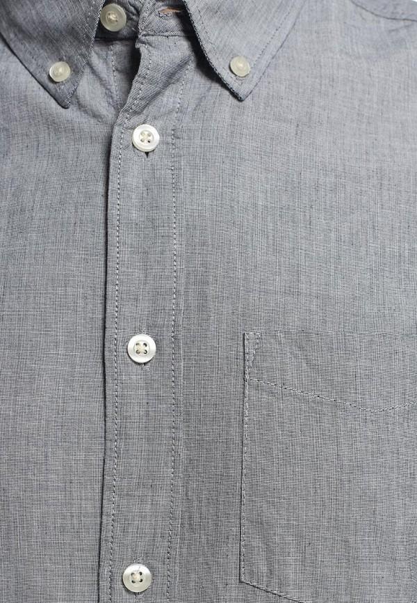 Рубашка с длинным рукавом Burton Menswear London 22C04GGRY: изображение 3