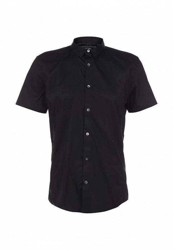 Рубашка с коротким рукавом Burton Menswear London 22D02FBLK: изображение 1