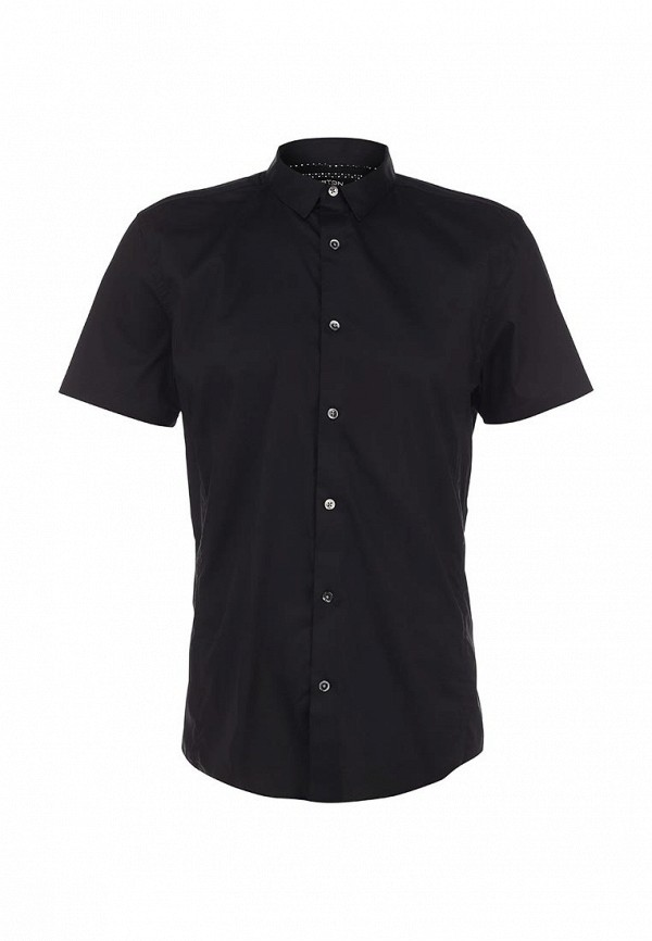 Рубашка с коротким рукавом Burton Menswear London 22D02FBLK: изображение 2