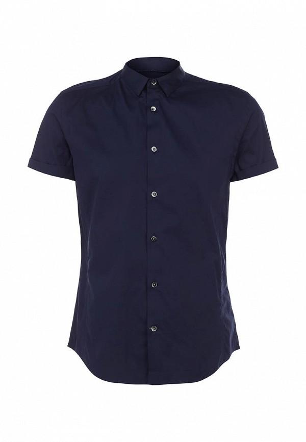 Рубашка с коротким рукавом Burton Menswear London 22D02FNVY: изображение 1