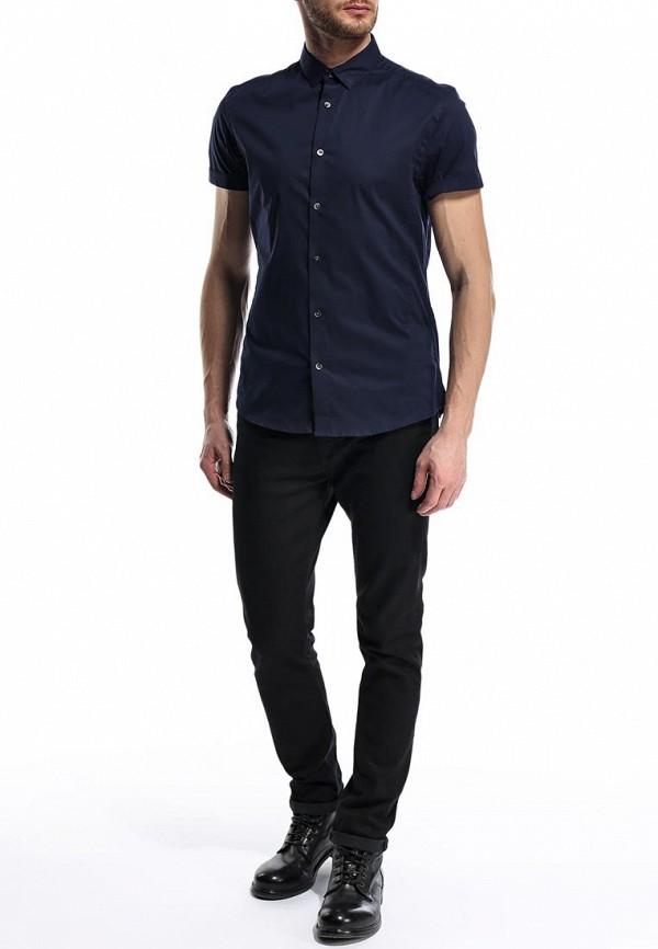 Рубашка с коротким рукавом Burton Menswear London 22D02FNVY: изображение 4