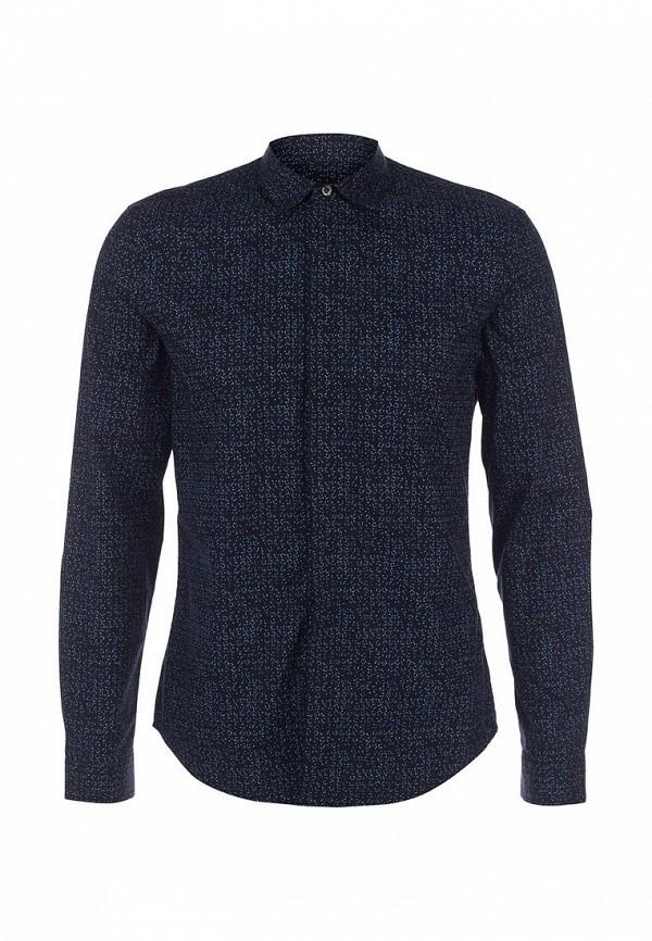 Рубашка с длинным рукавом Burton Menswear London 22D07GNVY: изображение 1