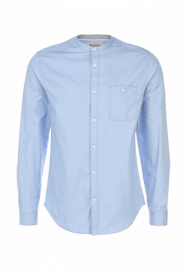 Рубашка с длинным рукавом Burton Menswear London 22D08GBLU: изображение 1