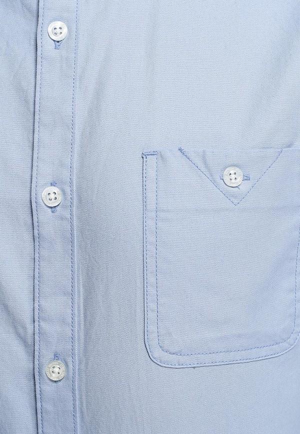 Рубашка с длинным рукавом Burton Menswear London 22D08GBLU: изображение 3