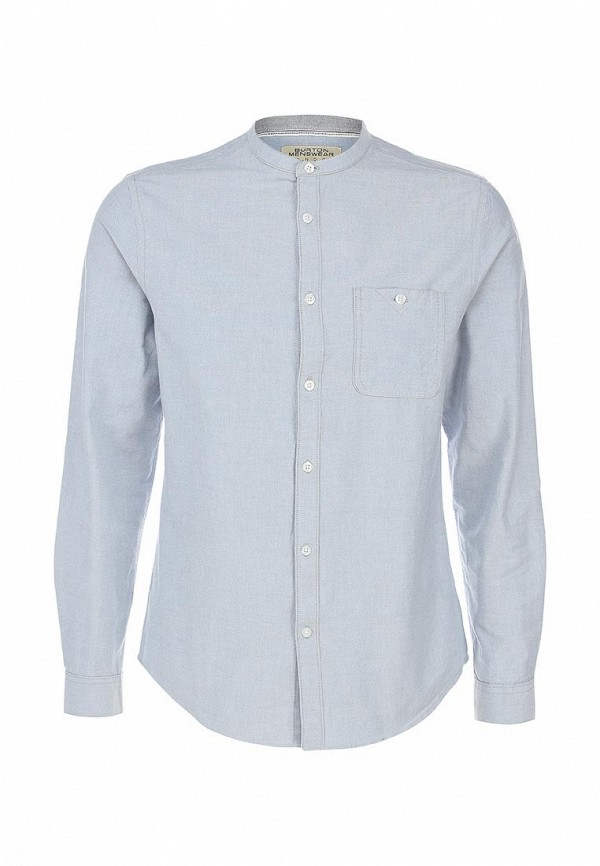 Рубашка с длинным рукавом Burton Menswear London 22D08GGRY: изображение 2