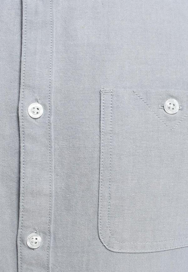 Рубашка с длинным рукавом Burton Menswear London 22D08GGRY: изображение 3