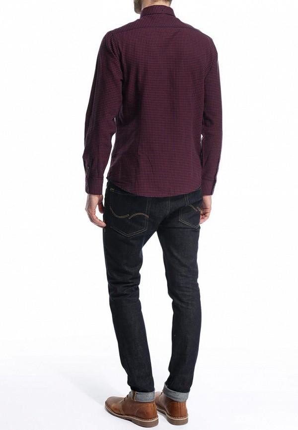 Рубашка с длинным рукавом Burton Menswear London 22G01FRED: изображение 8