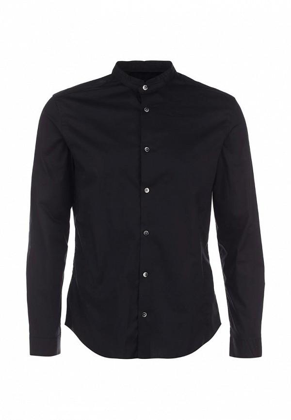 Рубашка с длинным рукавом Burton Menswear London 22J01FBLK: изображение 1