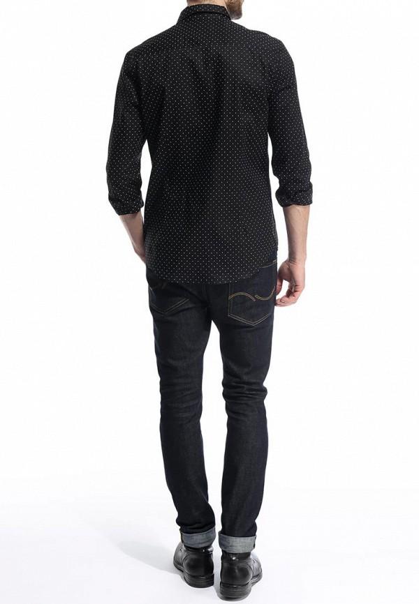 Рубашка с длинным рукавом Burton Menswear London 22P09FBLK: изображение 5