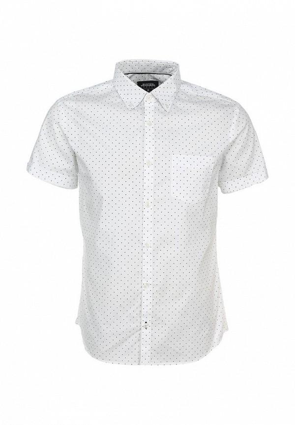 Рубашка с коротким рукавом Burton Menswear London 22P24GWHT: изображение 2
