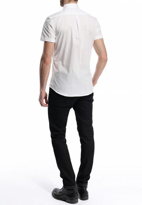 Рубашка с коротким рукавом Burton Menswear London 22P24GWHT: изображение 5