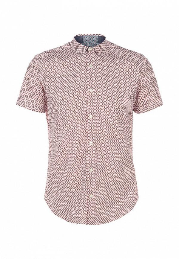 Рубашка с коротким рукавом Burton Menswear London 22P28FWHT: изображение 1