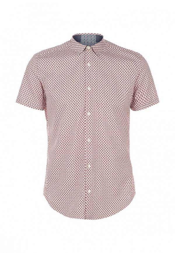 Рубашка с коротким рукавом Burton Menswear London 22P28FWHT: изображение 2