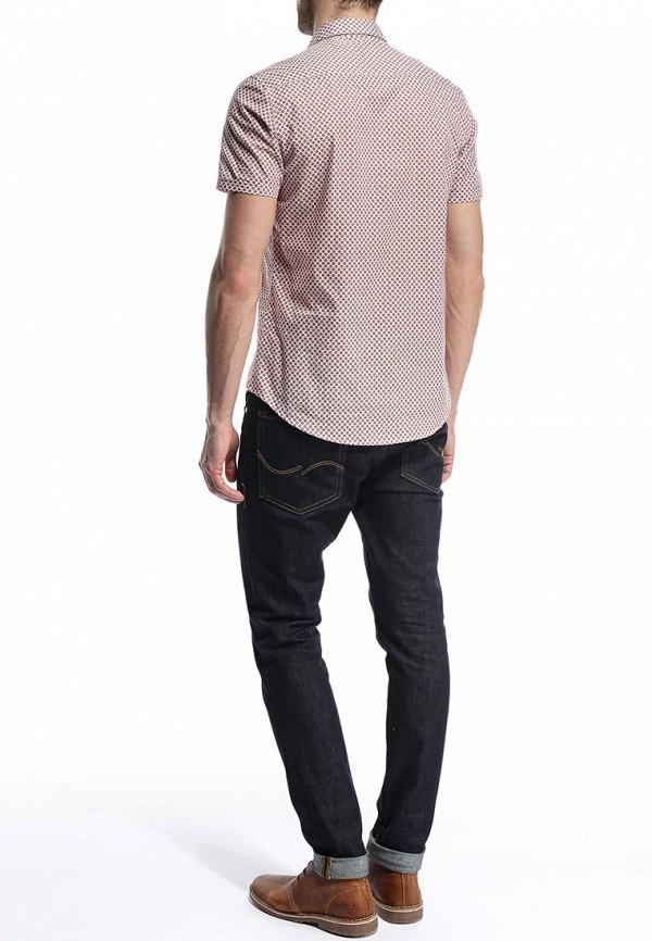 Рубашка с коротким рукавом Burton Menswear London 22P28FWHT: изображение 5