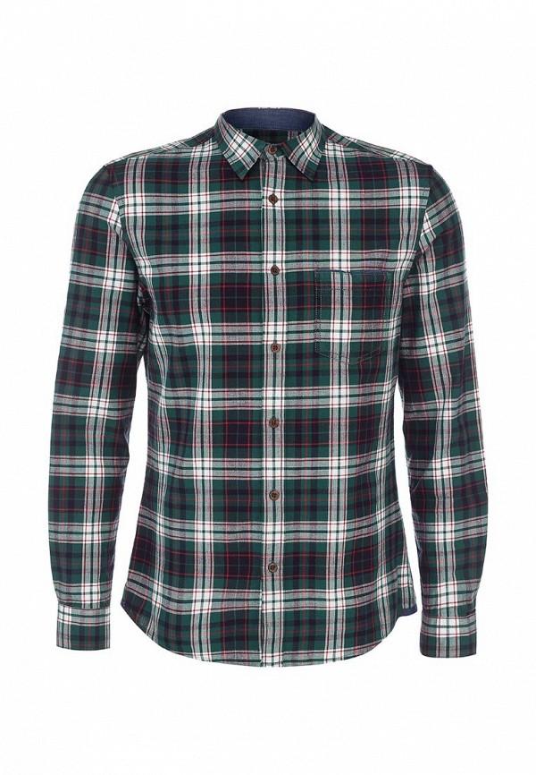 Рубашка с длинным рукавом Burton Menswear London 22S01GRED: изображение 1