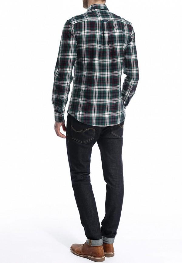 Рубашка с длинным рукавом Burton Menswear London 22S01GRED: изображение 5