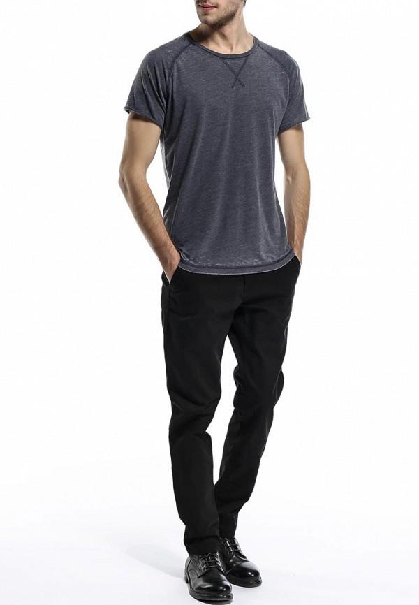 Мужские повседневные брюки Burton Menswear London 23C01FBLK: изображение 6