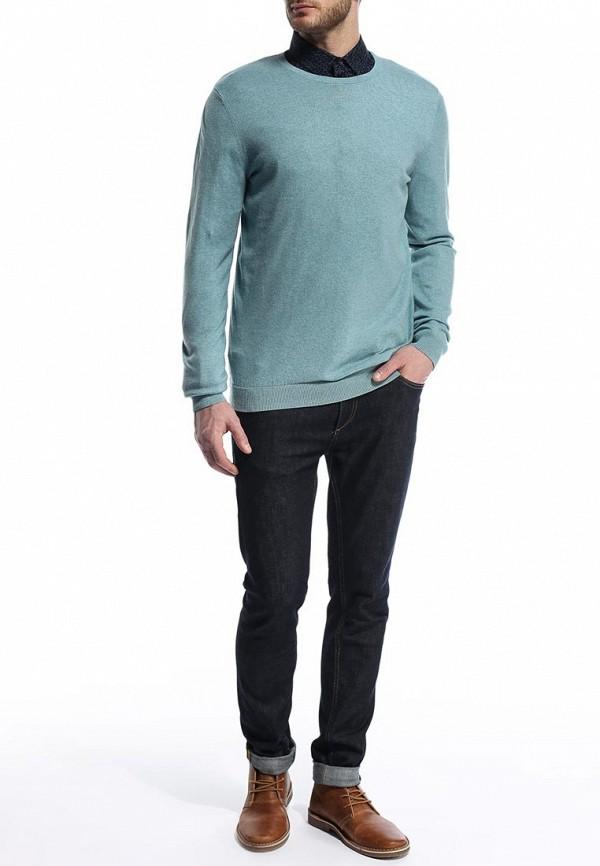 Пуловер Burton Menswear London 27O01GGRN: изображение 4