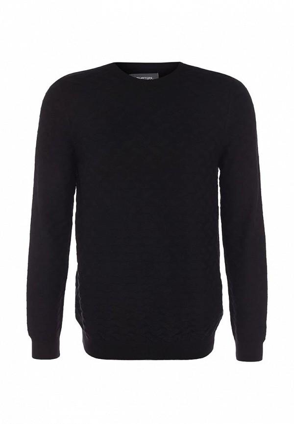 Пуловер Burton Menswear London 27T05GBLK: изображение 2