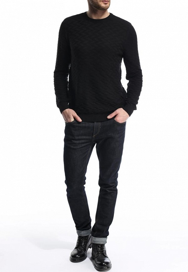 Пуловер Burton Menswear London 27T05GBLK: изображение 4