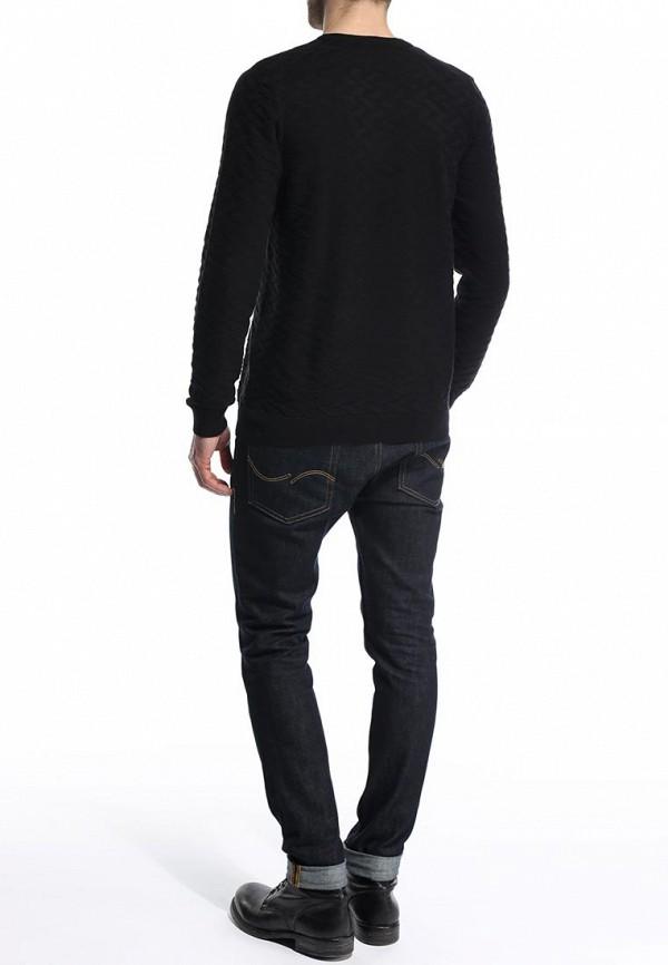 Пуловер Burton Menswear London 27T05GBLK: изображение 5