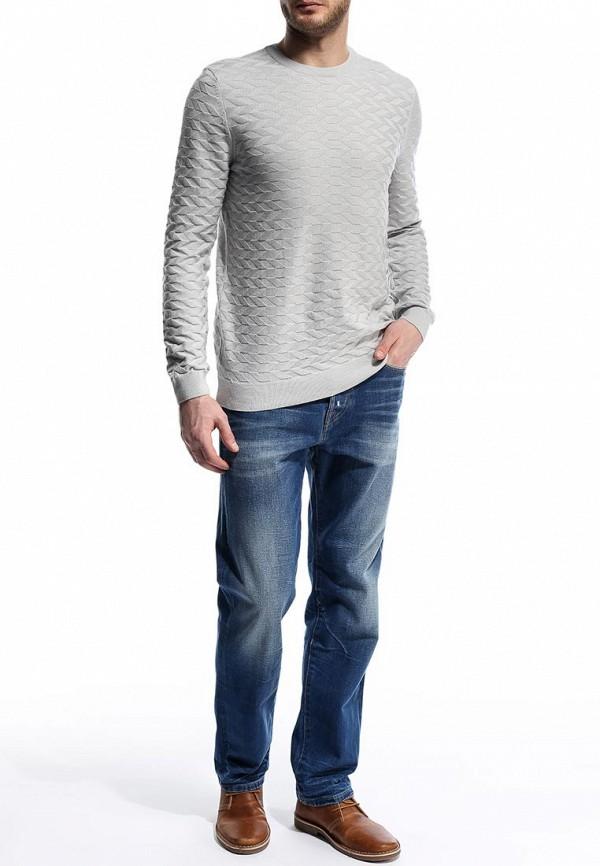 Пуловер Burton Menswear London 27T05GGRY: изображение 4