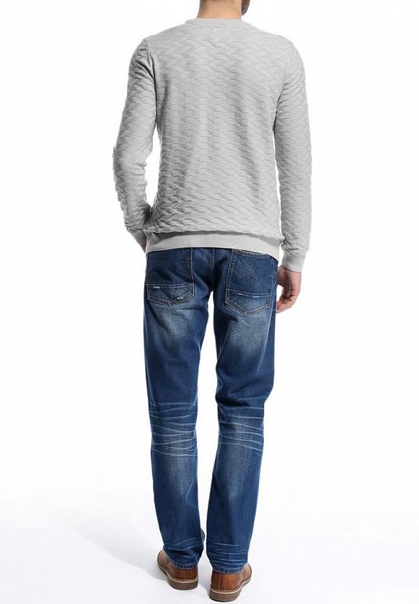 Пуловер Burton Menswear London 27T05GGRY: изображение 5