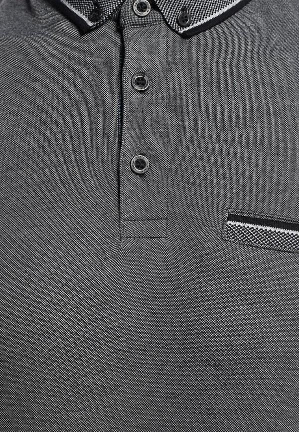 Мужские поло Burton Menswear London 45J03GGRY: изображение 3
