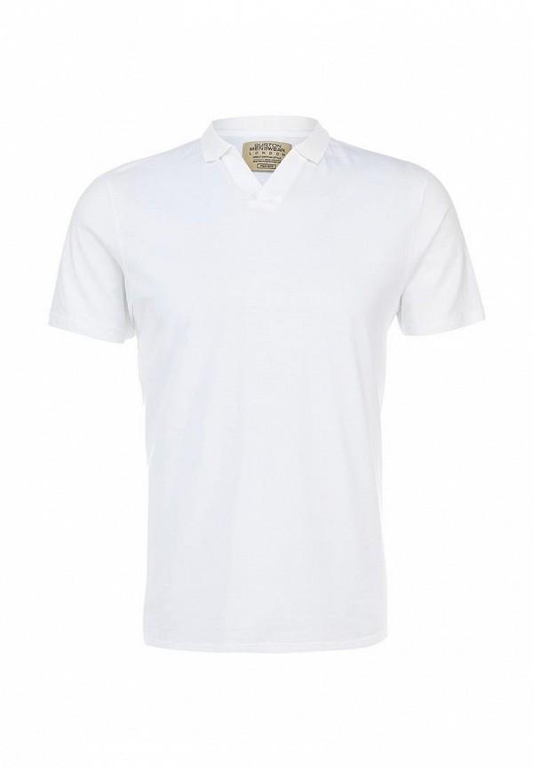 Мужские поло Burton Menswear London 45K02GWHT: изображение 1