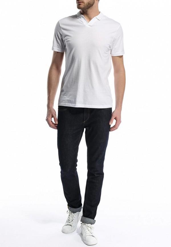 Мужские поло Burton Menswear London 45K02GWHT: изображение 4