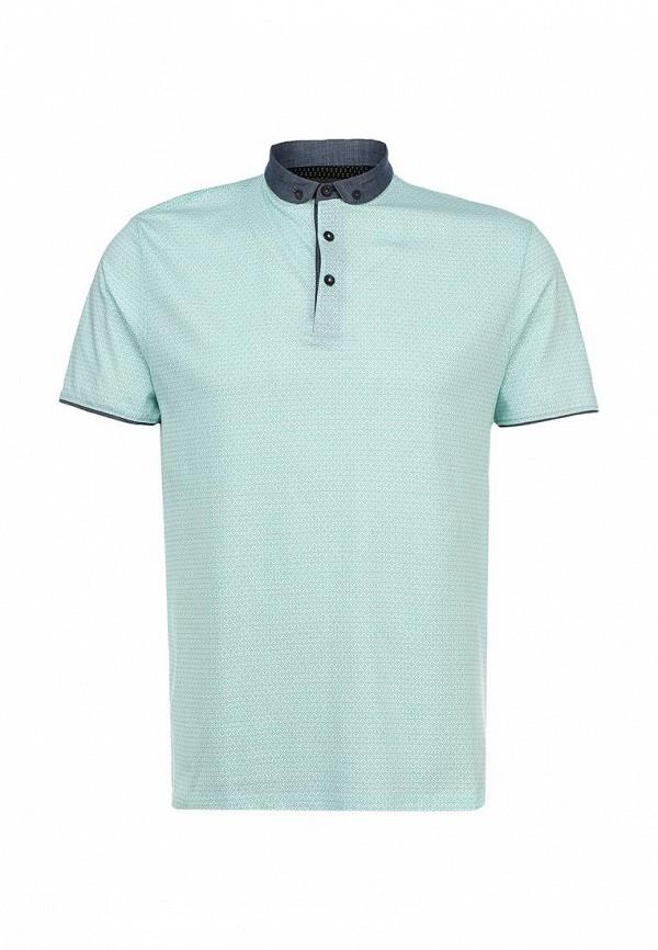 Мужские поло Burton Menswear London 45K04GWHT: изображение 1