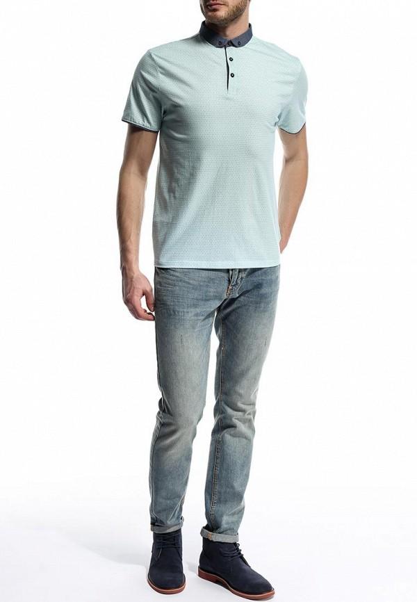 Мужские поло Burton Menswear London 45K04GWHT: изображение 4