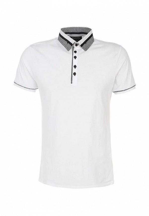 Мужские поло Burton Menswear London 45W10FWHT: изображение 2