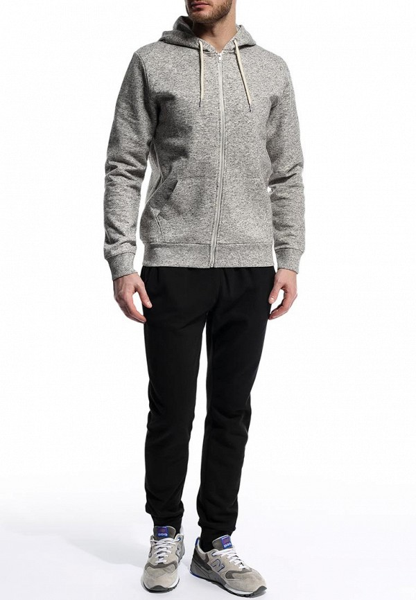 Толстовка Burton Menswear London 46B01GGRY: изображение 4
