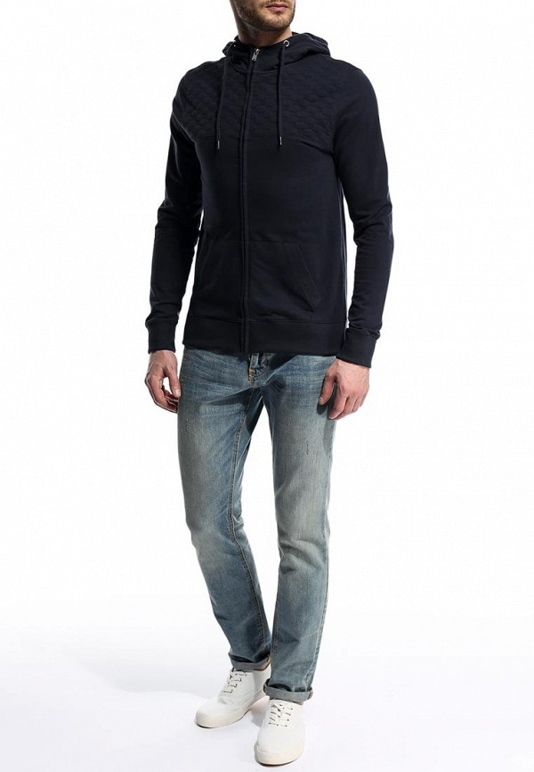 Толстовка Burton Menswear London 46D06FGRY: изображение 4